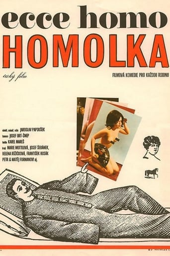 Poster of Ecce homo Homolka
