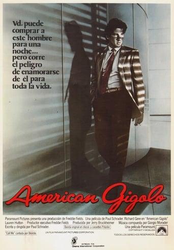Poster of American Gigolo