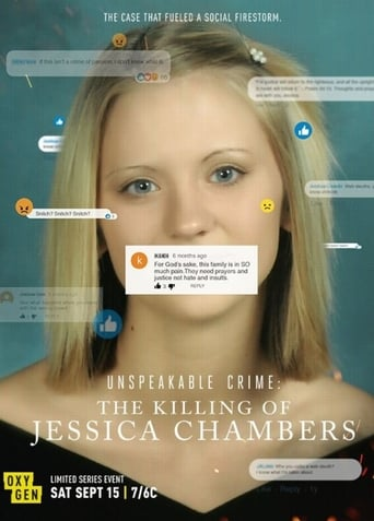 Unspeakable Crime: The Killing of Jessica Chambers image