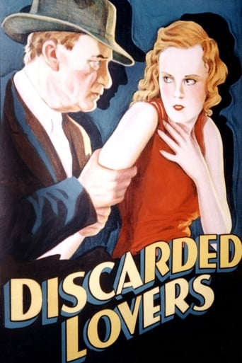 Poster of Discarded Lovers