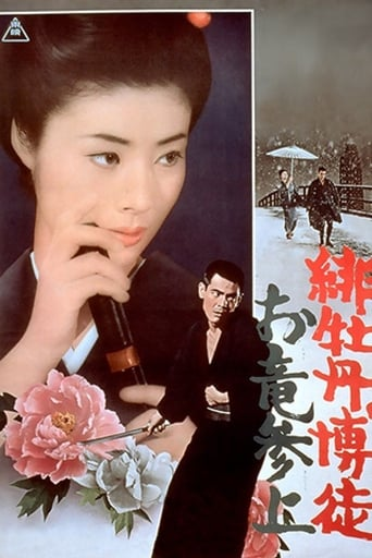 Poster of Red Peony Gambler: Oryu's Return