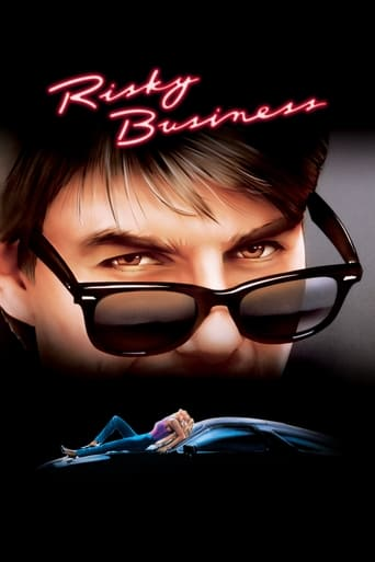 Poster of Risky Business
