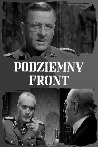 Watch Podziemny front 1965 full online free