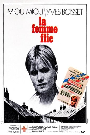 Poster of La femme flic