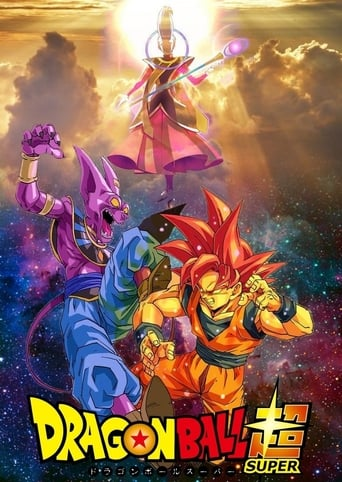 Dragon Ball Super 3ª Temporada - Poster