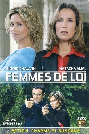 Poster of Ladies of the Law
