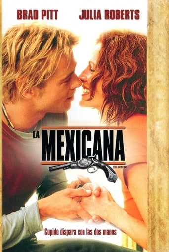 Poster of The Mexican