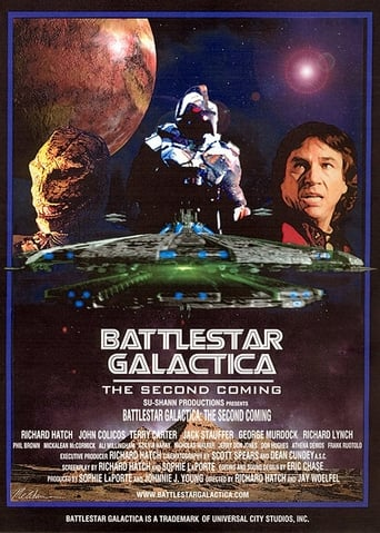 Poster of Battlestar Galactica: The Second Coming