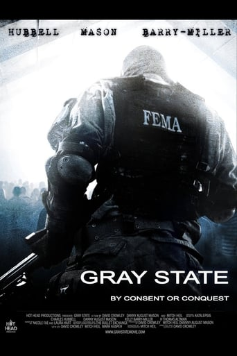 Poster of Gray State: The Rise