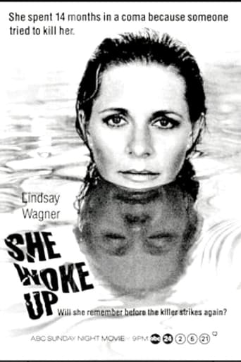 Poster of She Woke Up