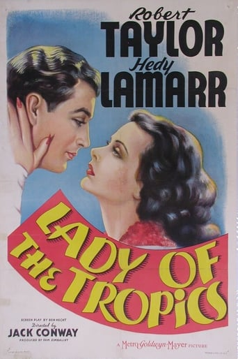 Poster of Lady of the Tropics