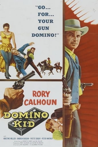 Poster of Domino Kid