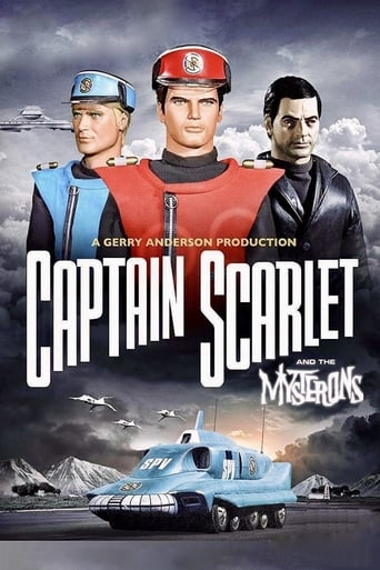 Poster of Captain Scarlet and the Mysterons