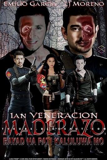 Poster of Sgt. Maderazo : Bayad na pati kaluluwa mo