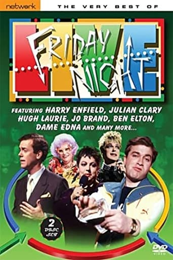 Poster of Friday Night Live