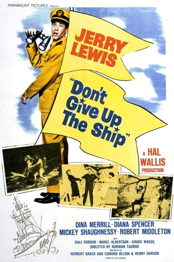 Poster of Don't Give Up the Ship