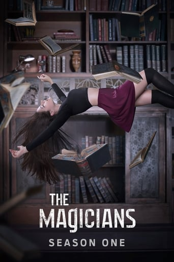 Magai / The Magicians (2015) 1 Sezonas online
