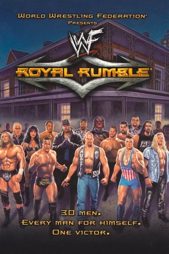 WWE Royal Rumble 2001