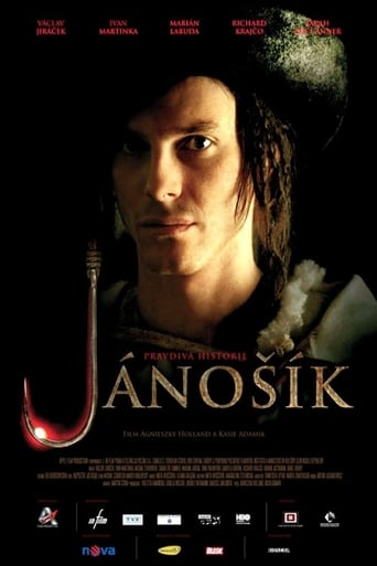 Poster of Janosik: A True Story