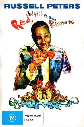 Russell Peters: Red, White and Brown image