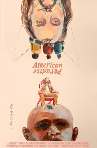 Poster of American Paradise fragman