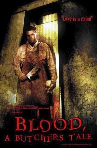 Poster of Blood: A Butcher's Tale