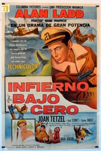 Poster of Infierno bajo cero