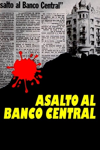 Poster of Assault at Central Bank