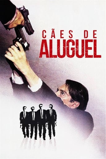 Cães de Aluguel - Poster