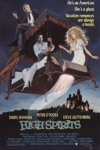 Poster of High Spirits