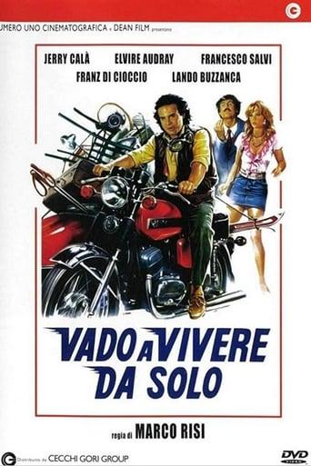 Poster of Vado a vivere da solo