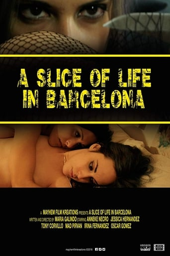 Poster of A Slice of Life in Barcelona
