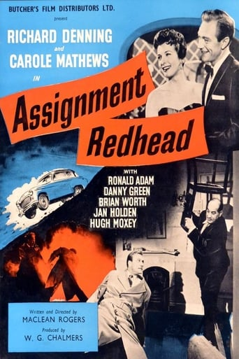 Poster of Assignment Redhead