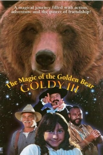 Poster of The Magic of the Golden Bear: Goldy III