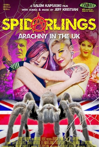 Poster of Spidarlings fragman