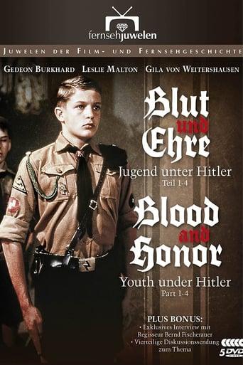 Poster of Blut und Ehre: Jugend unter Hitler