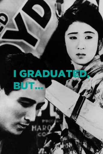 Poster of I Graduated, But...