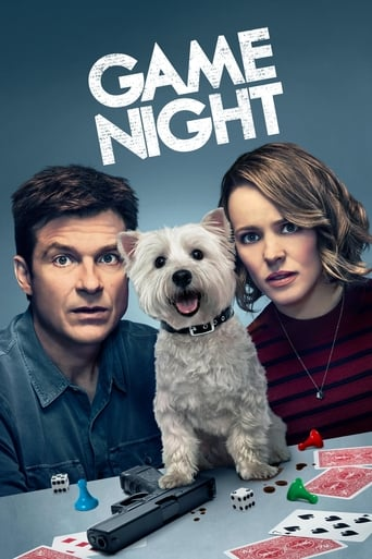 The Game Night (2018) movie poster image