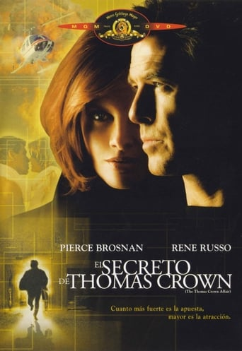 Poster of El secreto de Thomas Crown