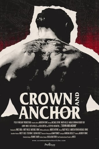 Crown and Anchor Poster