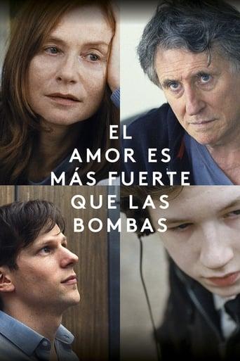Poster of El amor es más fuerte que las bombas