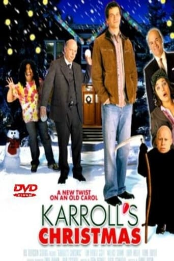 Poster of Karroll's Christmas