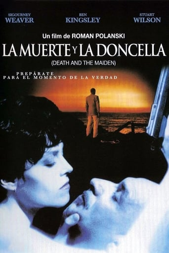 Poster of La muerte y la doncella