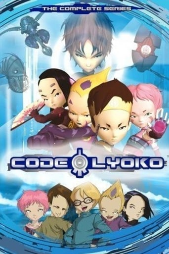 Capitulos de: Código Lyoko