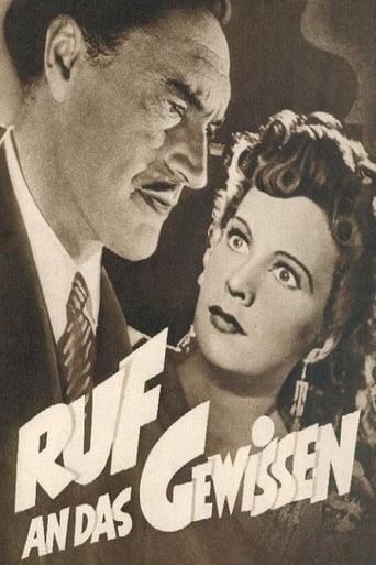 Poster of Ruf an das Gewissen