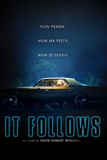 Poster of It Follows