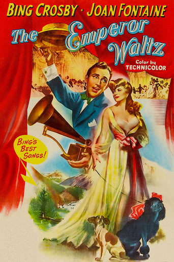 Poster of The Emperor Waltz