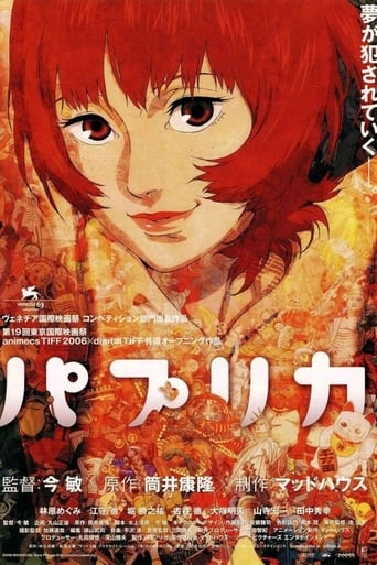 Paprika - Poster
