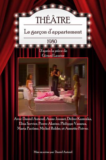 Poster of Le garçon d'appartement
