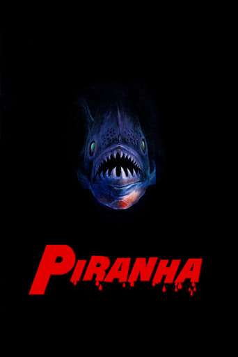 Poster of Piranha